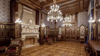 A gyönyör Mekkája lett a mívesen rekonstruált budavári Szent István-terem