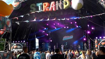 Elstartolt a Strand Fesztivál