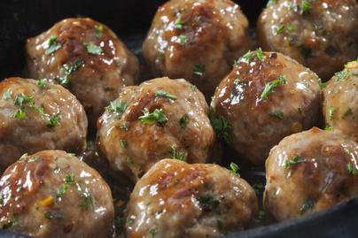 Szaftos húsgolyók édes-savanyú mártásban – Egyszerűen készül a mennyei ebéd