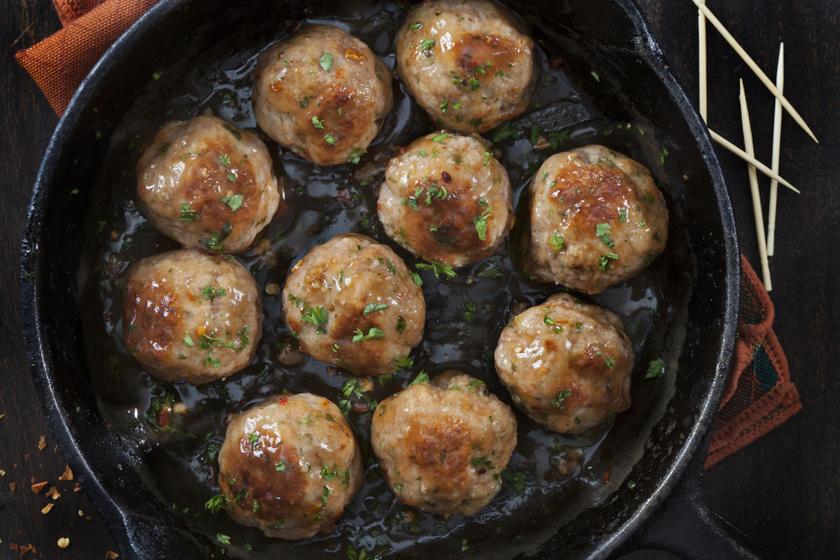 édes savanyú húsgolyók recept ok