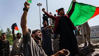 Tüntetnek Afganisztánban, a tálibok a tömegbe lőttek