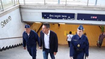 Horváth Csaba kiment az Örsre, szerinte javult a közbiztonság