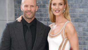 Újra apai örömök elé néz Jason Statham