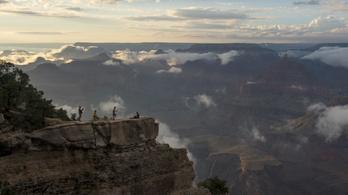 Eltűnt egy magyar túrázó a Grand Canyonban