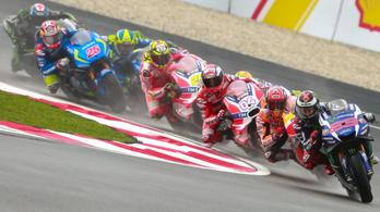 MotoGP: a Maláj Nagydíj is kiesett
