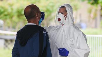 Koronavírus Ukrajnában: 1600 fertőzött, 26 halott egy nap alatt