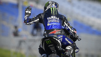 Hivatalos: Viñales már idén sem versenyez többet a Yamahával