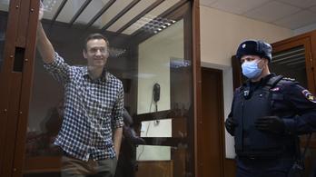 Navalnij: A korrupció okozta az afganisztáni összeomlást is