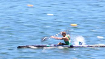 Kopasz Bálint begyűjtött egy magyar bajnoki aranyat is az olimpiai mellé
