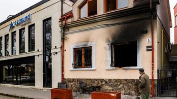 Meghalt az újságíró, akit hírbe hoztak a kárpátaljai székház felrobbantásával