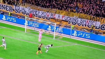 A Young Boys szurkolói nekimentek az UEFA-nak