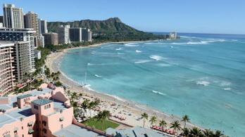 Már Hawaii sem a régi