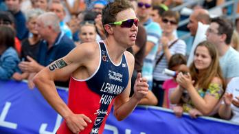 U23-as világbajnok triatlonban Lehmann Csongor
