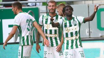 Olasz élvonalbeli csapat szerződtetné a Fradi gólvágóját