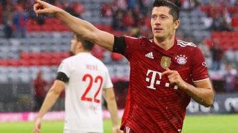 Megszorongatta a tavalyi kiesőjelölt a Bayern Münchent