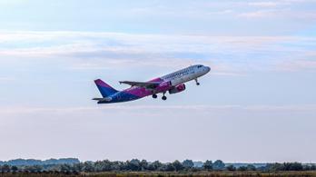 Felszállt a Wizz Air repülőgépe az államtitkári bejelentés után