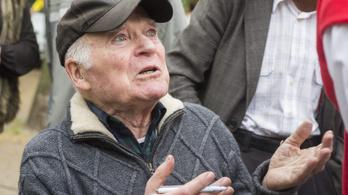 Moldova György kórházban van