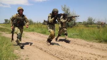 Az ukrán hadseregnek készen kell állnia a megszállt területek felszabadítására