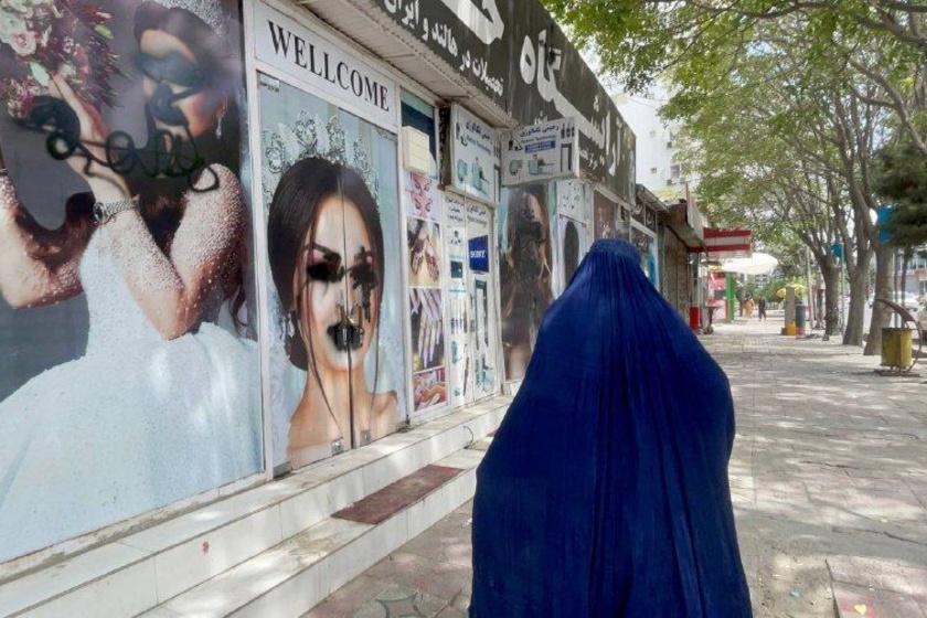 Kabul, 2021. augusztus.