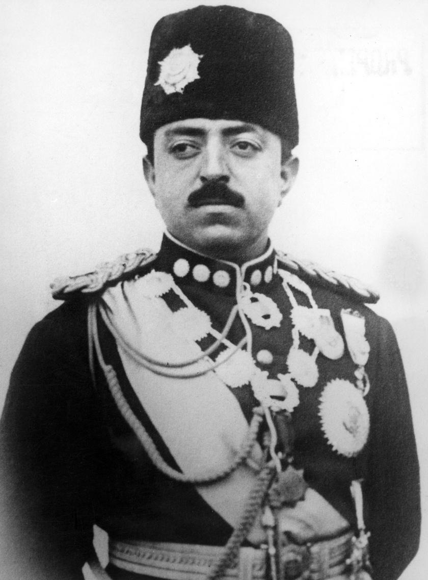 Amanullah Kán sah.