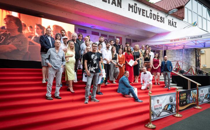 Alkotók a vörös szőnyegen - XII. Bujtor István Filmfesztivál