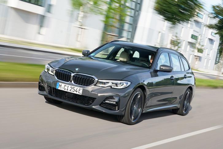 Saját méretosztályában eddig nem veszélyeztette senki a BMW 3-as elsőségét