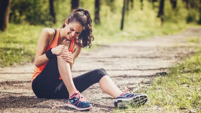 Rándulás, gyulladás, szakadás: ennyi mindentől fájhat a térded