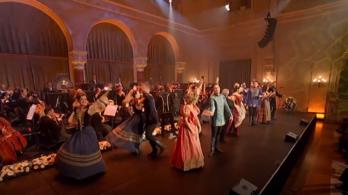 Bemutatkozott a tengerentúlon a magyar operett
