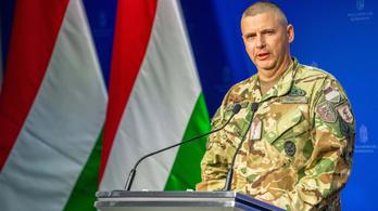 Előléptették a Magyar Honvédség főparancsnokát