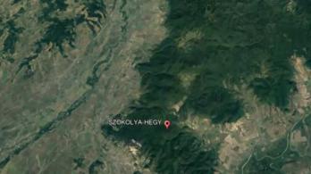 Holtan találtak egy kempingezőt a Zemplénben