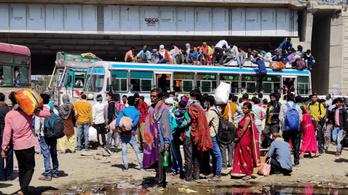 Milliókat taszított extrém nyomorba a koronavírus-járvány Ázsiában