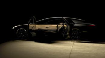 Megvillantották az Audi második jövőautóját