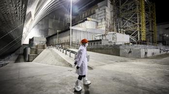 Megkezdhetik a csernobili betonszarkofág elbontását