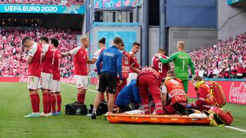 A Christian Eriksent megmentő orvosi csapat és a dán csapatkapitány kapja az UEFA különdíját