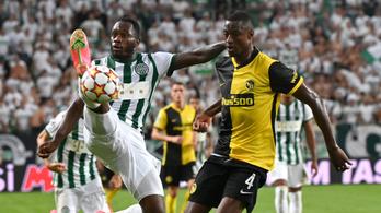 Nem sikerült a bravúr, az Európa-liga csoportkörében játszhat a Fradi