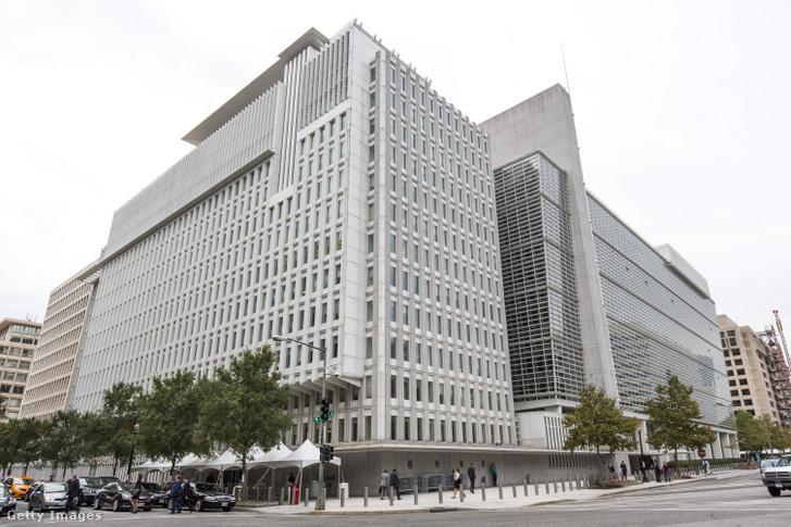 A Világbank központja Washingtonban
