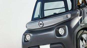 Rocks-e, az új Opel villanyautó