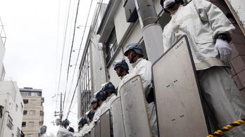 Először ítéltek halálra egy jakuzavezért Japánban