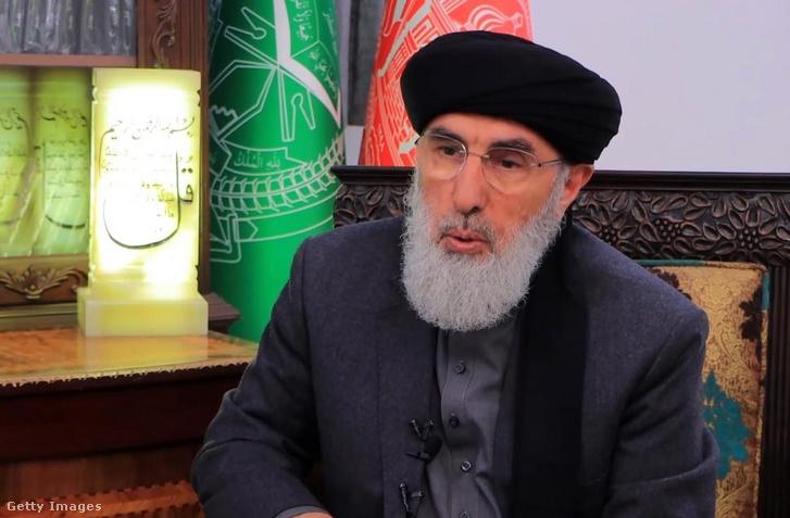 Gulbuddin Hekmatjar volt afgán miniszterelnök