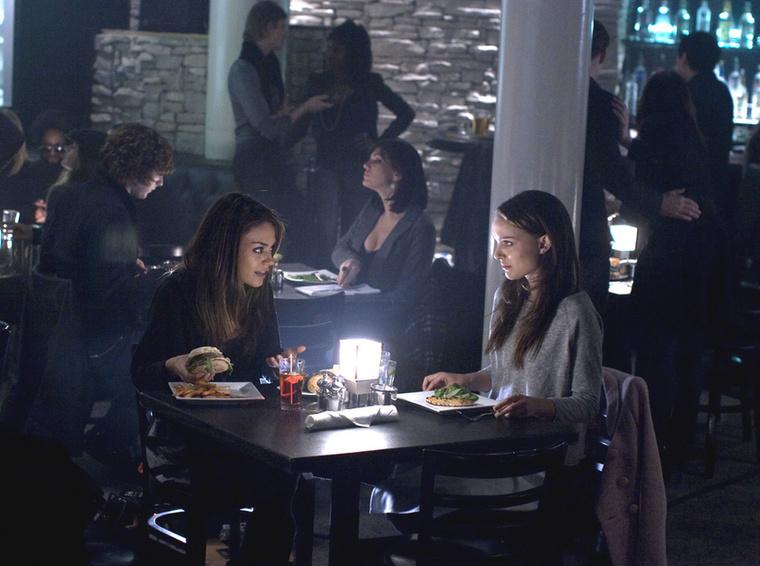 Mila Kunis és Natalie Portman Fekete hattyús szexjelenete kényelmetlen pillanatokat okozott a két                         színésznőnek
