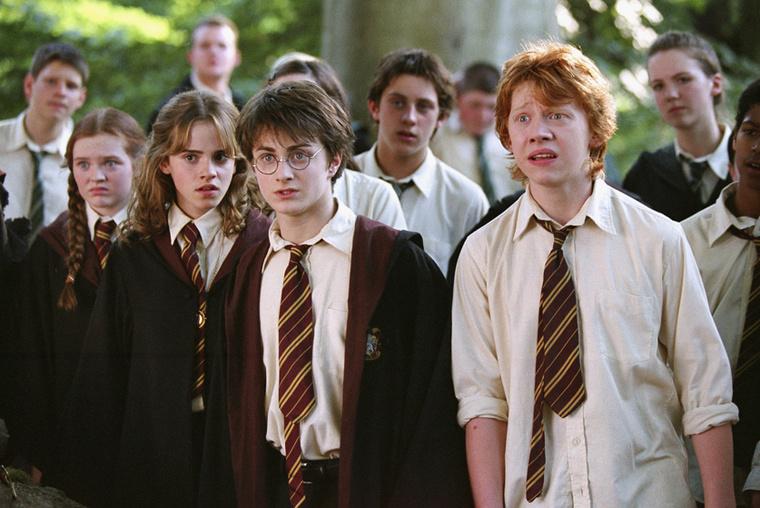 """Daniel Radcliffe korábban azt mondta, hogy bár a Harry Potterben jól nézett ki a kviddics, fájdalmas volt egy seprűn ülve egyensúlyozni.""""A kviddics volt a legkevésbé szórakoztató dolgok azok közül, amiket a Harry Potter alatt csináltam"""