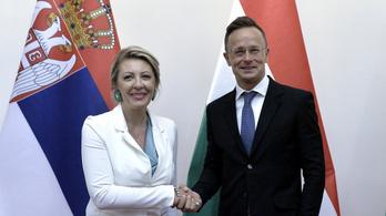 Szijjártó szerint nincs erős Európai Unió Szerbia nélkül