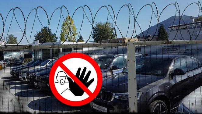 Autós No-Go zónák Magyarországon