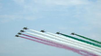Itt a válasz arra, miért húztak el vadászgépek Budapest felett