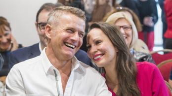 Titokban összeházasodott Rékasi Károly és Pikali Gerda