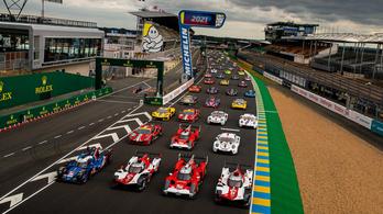 A következő Le Mans-i 24 órást már szesszel futják