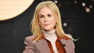 Nicole Kidman úgy véli, azért jó a házassága, mert előtte sokáig volt szingli