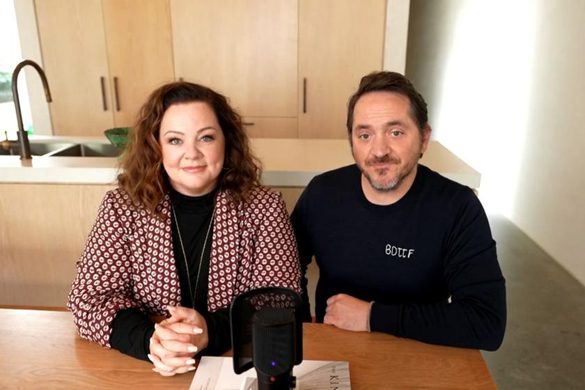 Melissa McCarthy és a filmes hét évnyi randevúzás után, 2005-ben mondta ki a boldogító igent. Két közös gyermekük született, Vivien 2007-ben, Georgette pedig 2010-ben.