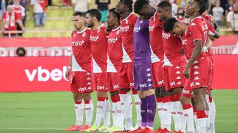 Kényszerleszállást hajtott végre a Monaco futballcsapatának repülőgépe Budapesten