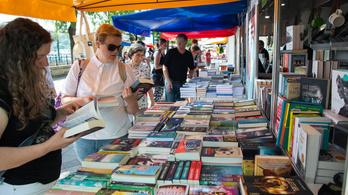 Évszakot vált az Ünnepi Könyvhét, idén szeptember másodikán indul